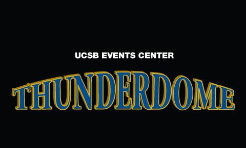 UCSB Events Center Thunderdome